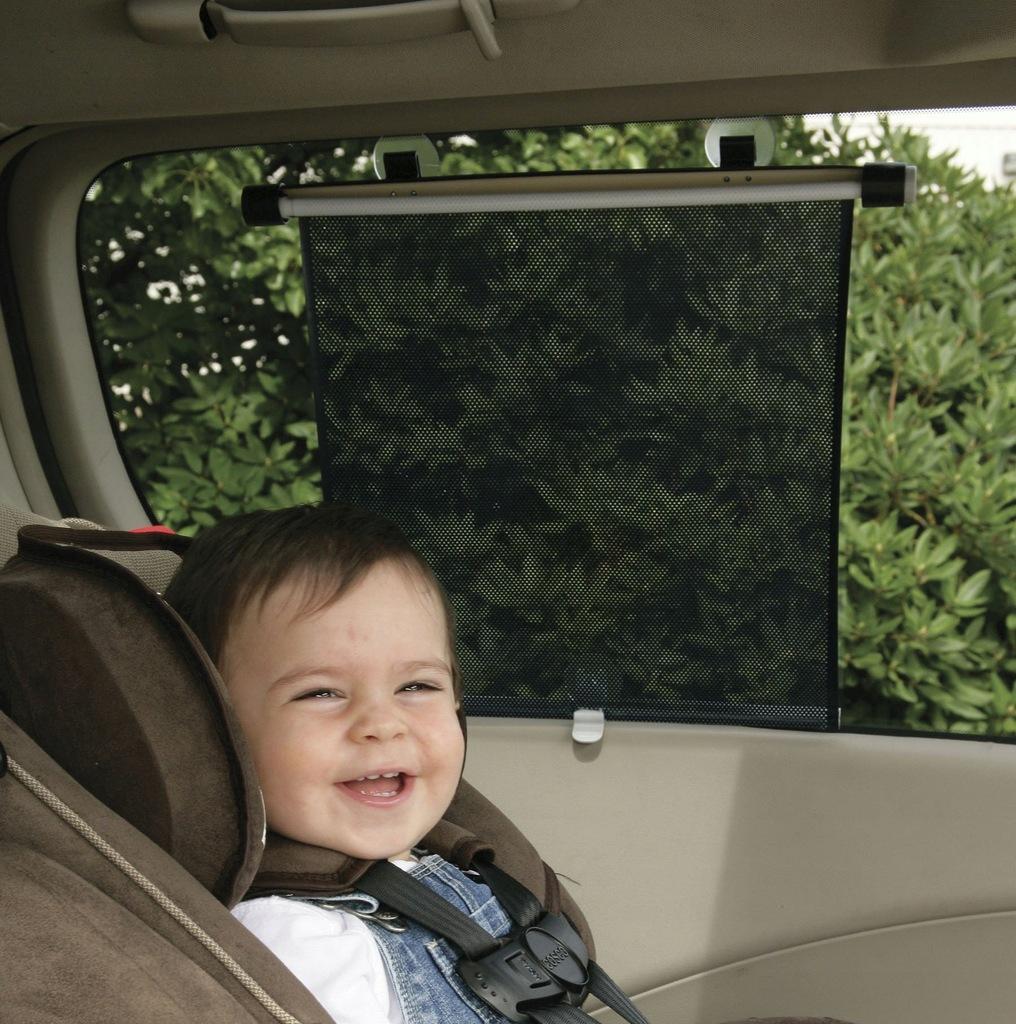 Bezpieczeństwo 1-ty Deluxe samochodów Okno Shade