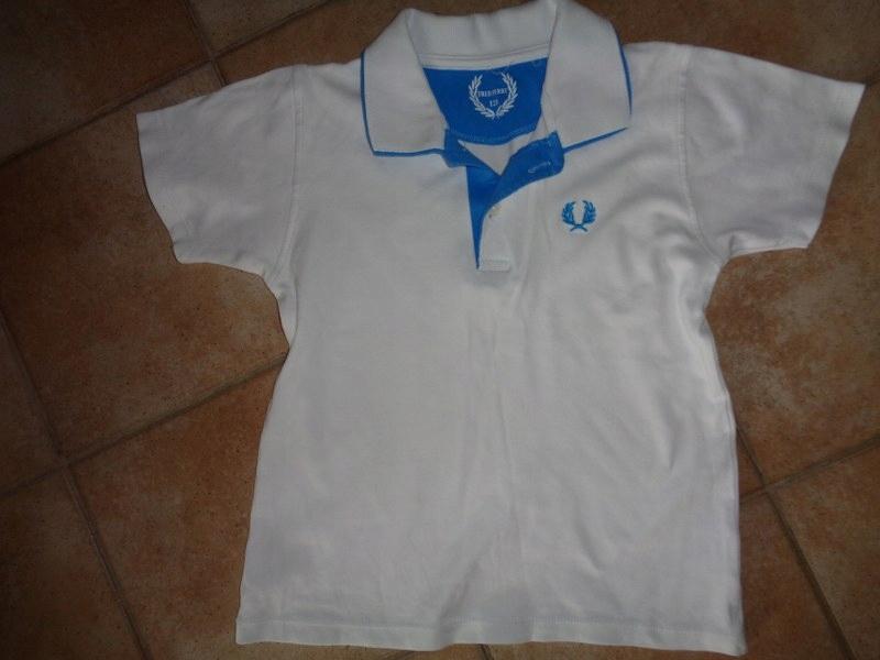 Fred Pery-koszulka bawełniana 128