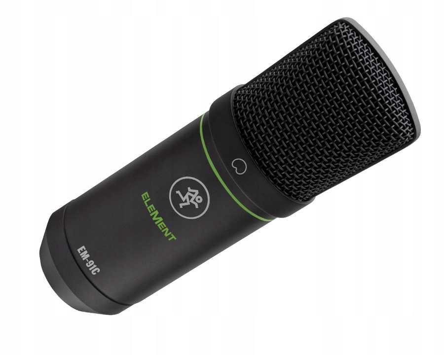 MACKIE EM 91 C - Mikrofon pojemnościowy
