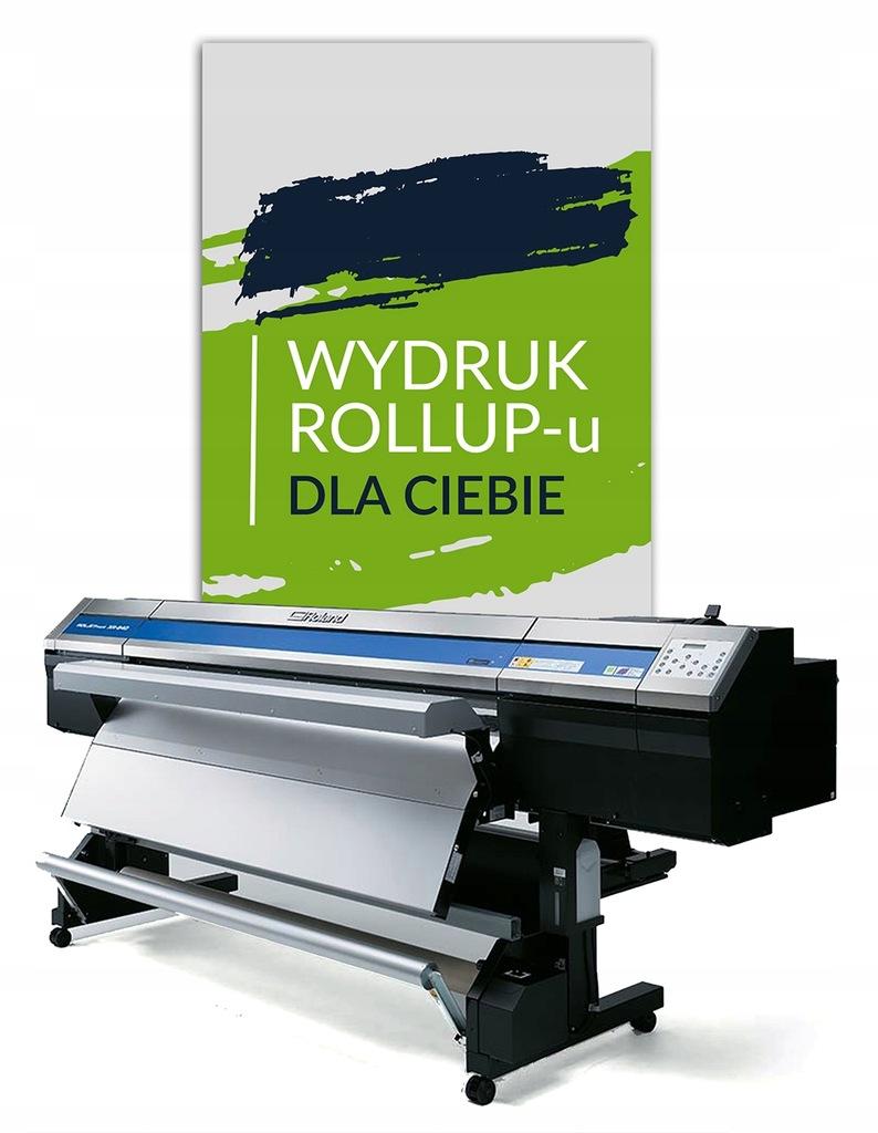 Roll-up - wydruk