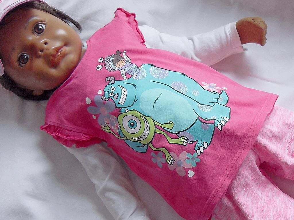 Bluzeczka dla córki DISNEY, 92-98cm, 2-3 lata