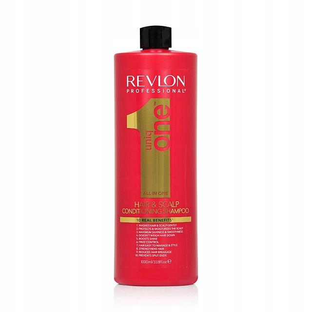 Revlon Uniq One Szampon 10 korzyści 1000ml