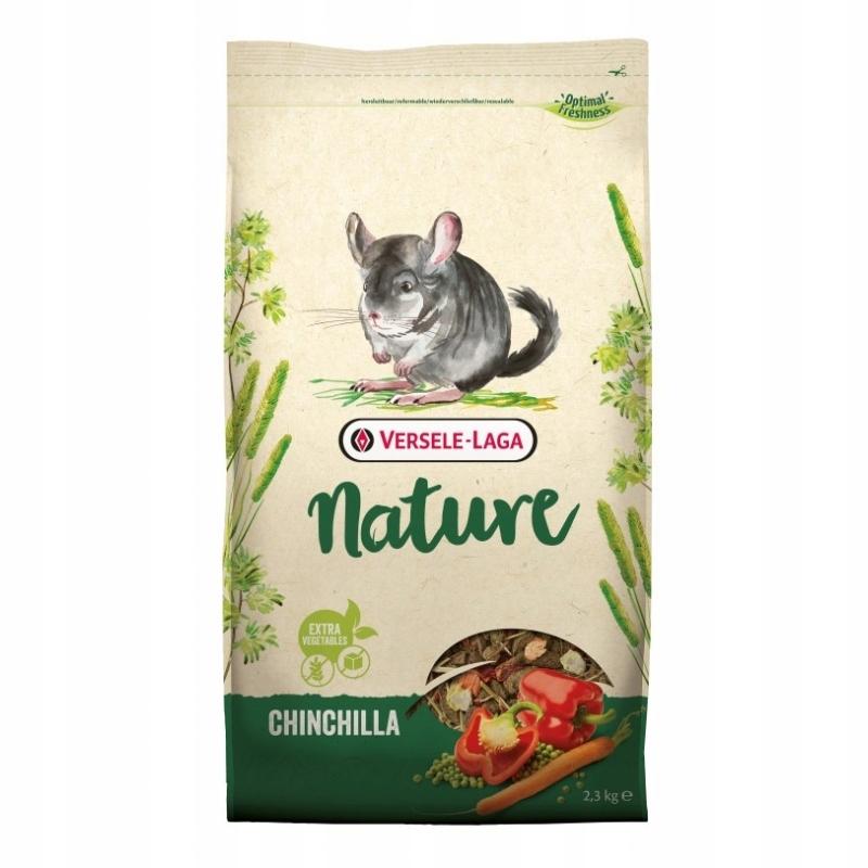 VERSELE LAGA Chinchilla Nature 2,3kg dla szynszyli
