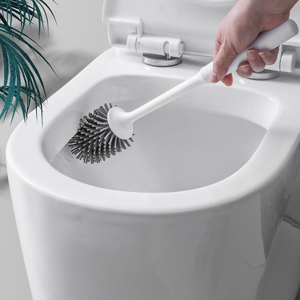 Szczotka toaletowa Silikonowa szczotka do miski Sz