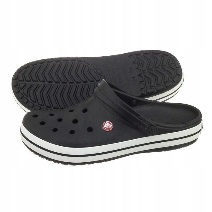 Buty Crocs Crocband Black 11016-001 Czarny