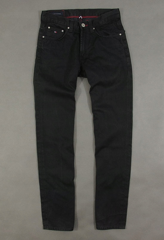 TOMMY HILFIGER MADISON - STRAIGHT JEANSY - 30/32