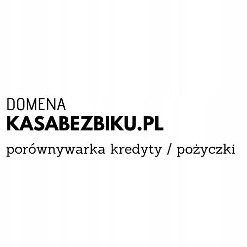 Domena kasabezbiku.pl PORÓWNYWARKA KREDYTY