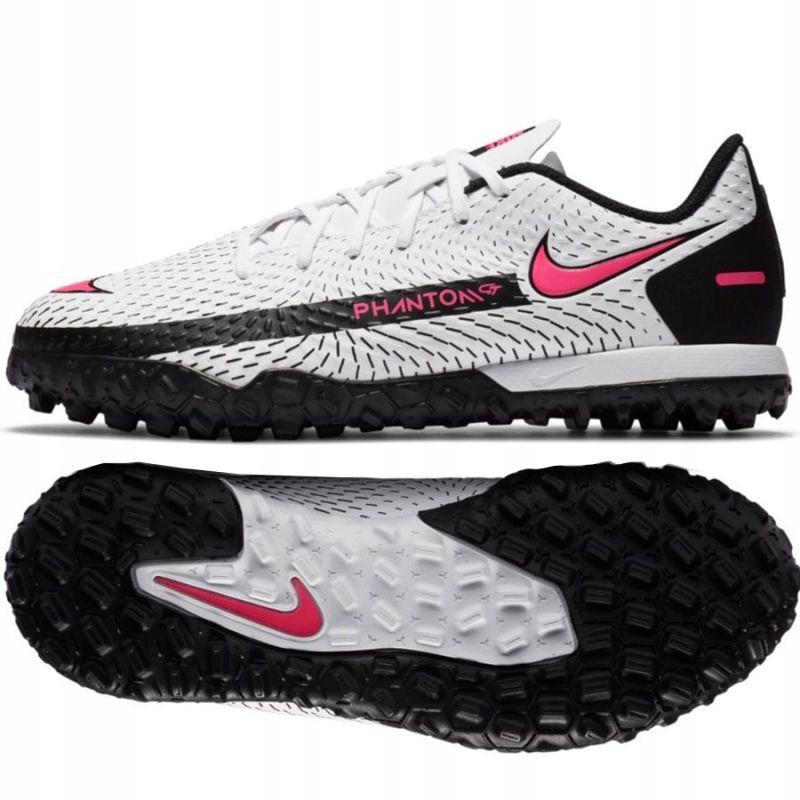 Buty piłkarskie Nike Phantom GT Academy TF Jr CK84