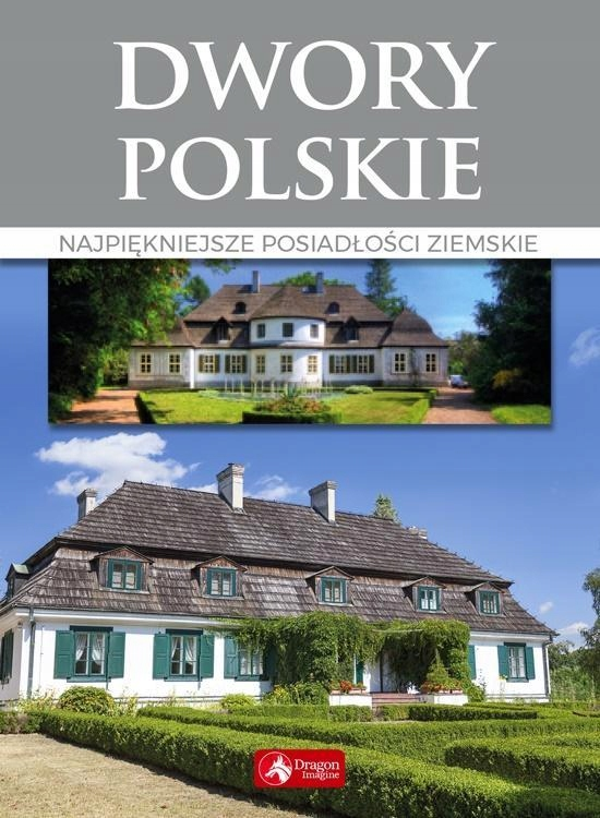 CUDA. DWORY POLSKIE WYD.2018, MARCIN PIELESZ