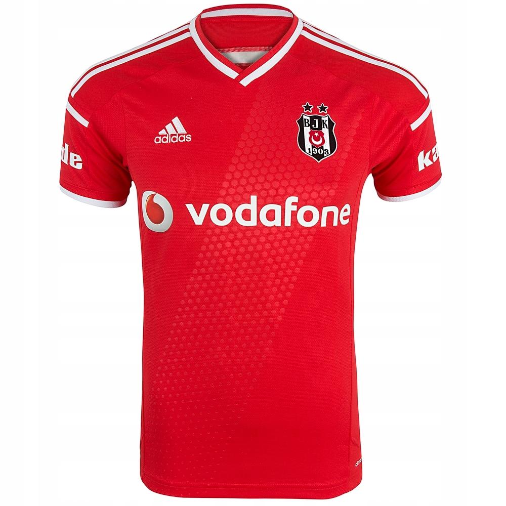 Koszulka Adidas Sportowa T-shirt BJK 14 B21491 L