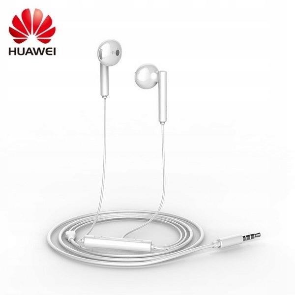 Zestaw słuchawkowy Huawei AM115 bulk 3,5 mm biały/