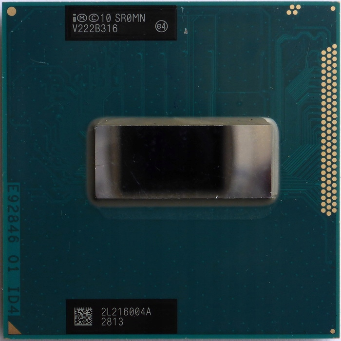 Lenovo Y580 Procesor Intel Core I7 3610qm 2 30 Ghz 8473109052 Oficjalne Archiwum Allegro