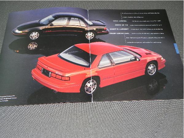 Chevrolet Lumina Z34 Coupe Euro 3.4 - 1994 - USA