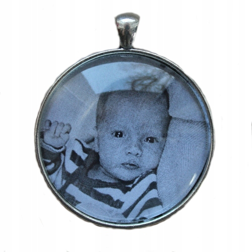 Medalion ze zdjęciem Hit na prezent personalizacja