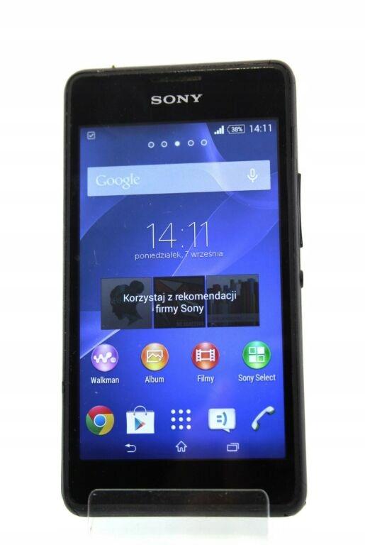 TELEFON SONY XPERIA E1