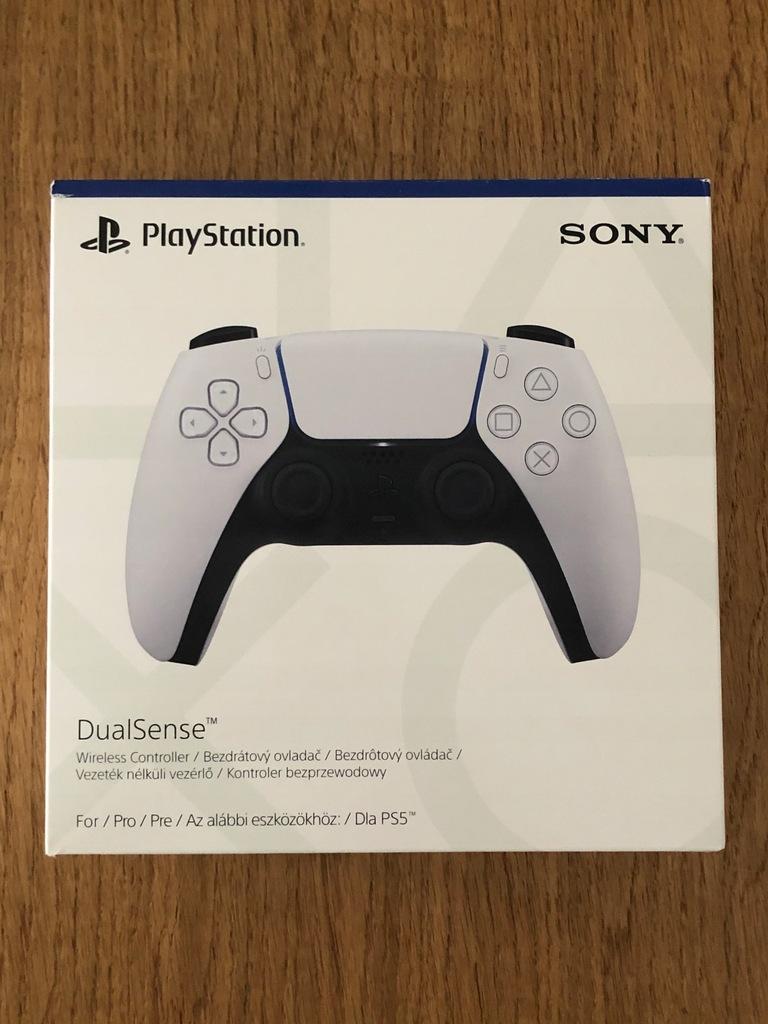 PAD SONY DUALSENSE KONTROLER PS5 PLAYSTATION 5