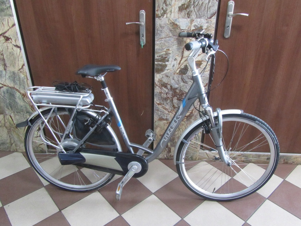 Rower Elektryczny TREK L500+ Navigator ZOBACZ !!
