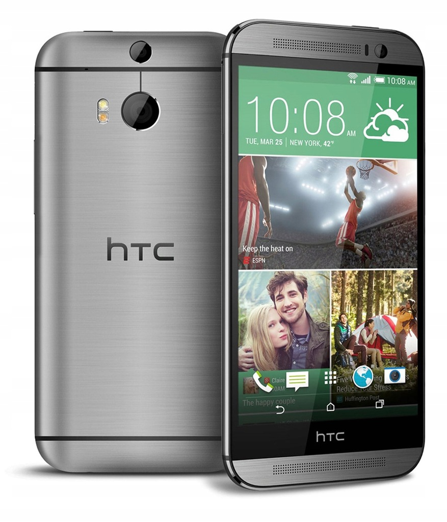 Smartfon Telefon Htc One M8s Szary 8637295825 Oficjalne Archiwum Allegro