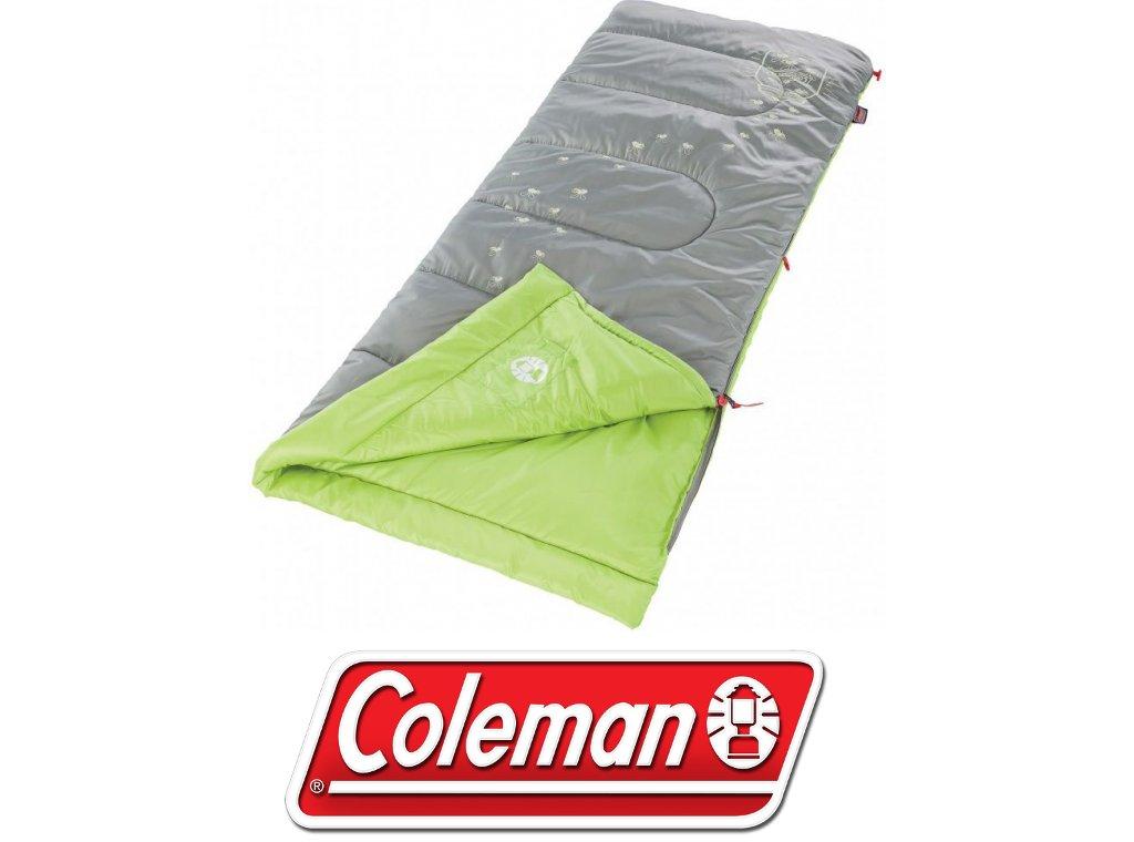 Coleman Śpiwór dziecięcy Glow In The Dark (053-L00