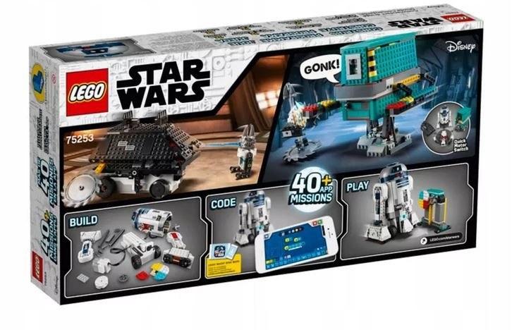 Klocki Star Wars Dowódca droidów