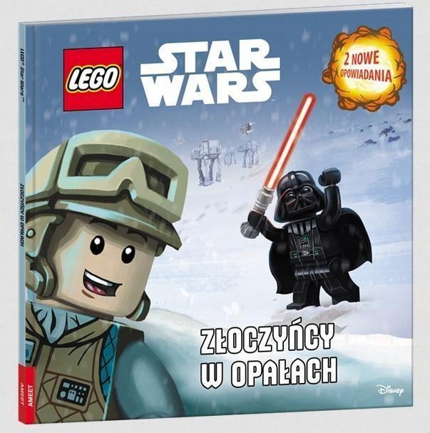 LEGO STAR WARS. ZŁOCZYŃCY W OPAŁACH