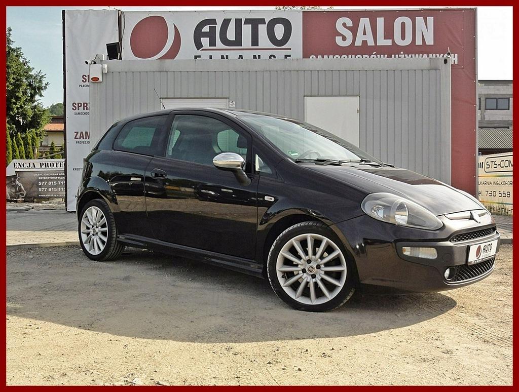 Fiat Punto Evo Sport 1 6 Multijet 120km Alus Klima 8169216157 Oficjalne Archiwum Allegro