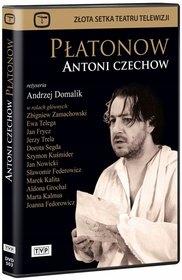 Płatonow ZŁOTA SETKA TEATRU DVD FOLIA