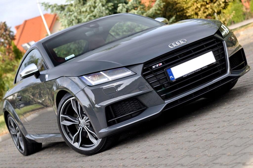 Wynajm Wynajem Audi Tts Quattro Dsg 310km 2019r 8328896731 Oficjalne Archiwum Allegro