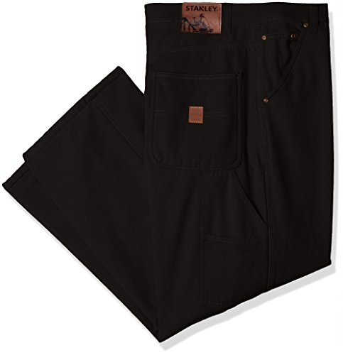 Męska odzież robocza, duże spodnie z płótna z