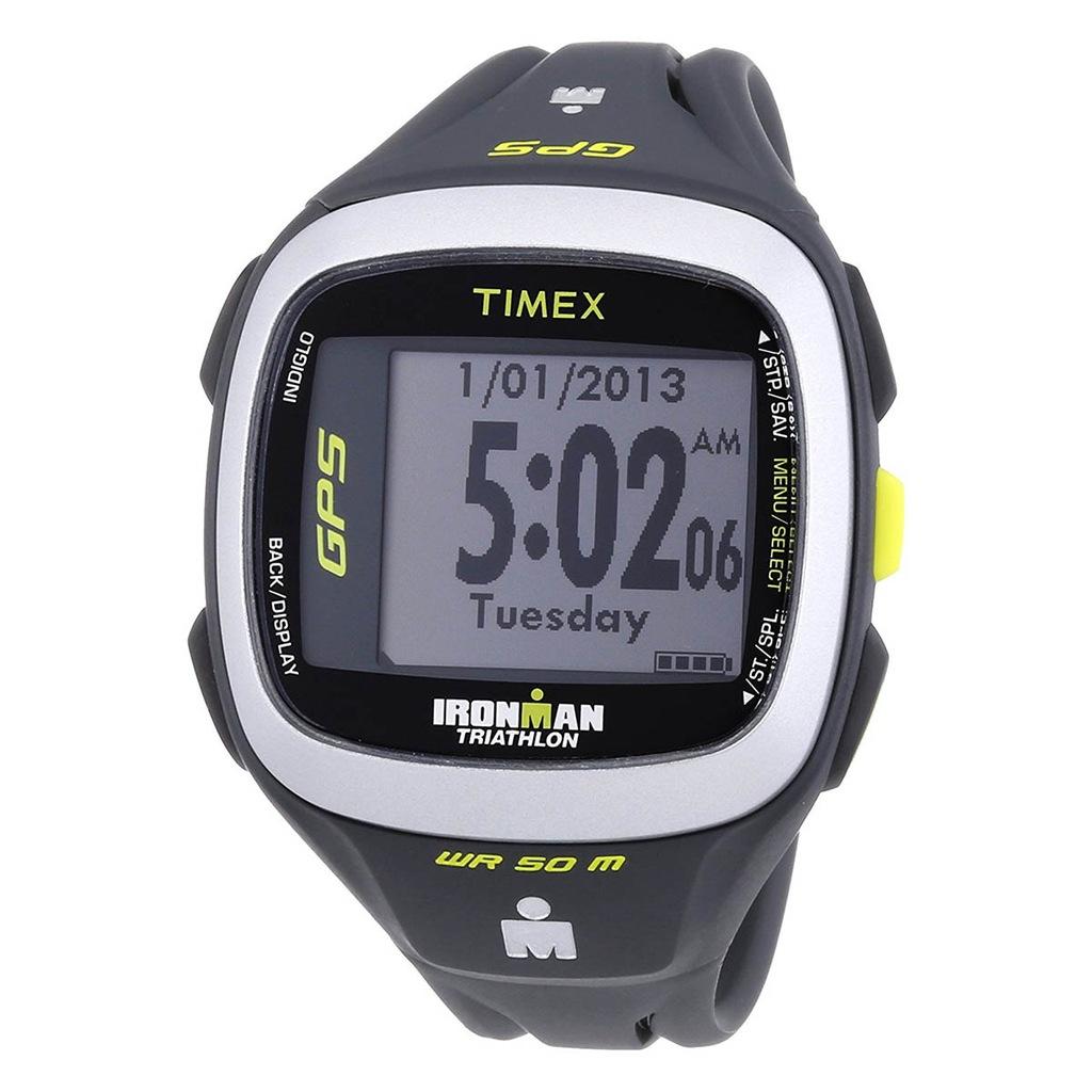 Zegarek TIMEX T5K745 IRONMAN TRIATHLON CHRONO GPS