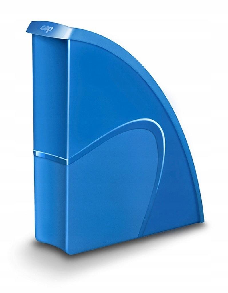 Pojemnik na dokumenty niebieski
