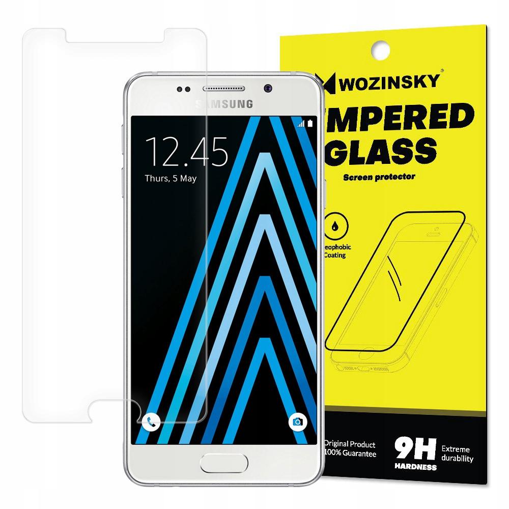 Glass szkło hartowane 9H Samsung Galaxy A3 2016