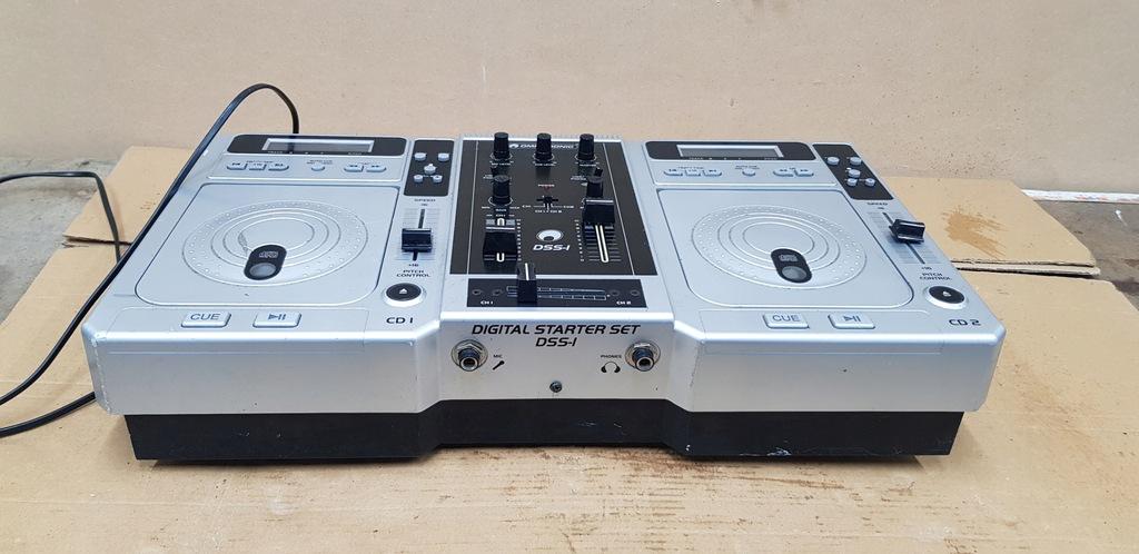Tabletop DJ Set OMNITRONIC DSS-1