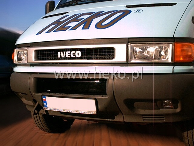 Osłona zimowa IVECO TURBO DAILY 35C, 35S, 50C, 60C