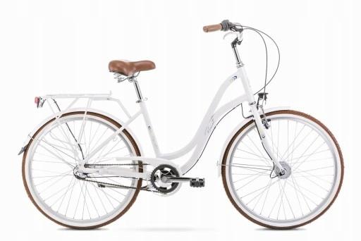 19 L Rower miejski romet POP ART 26 MIELEC
