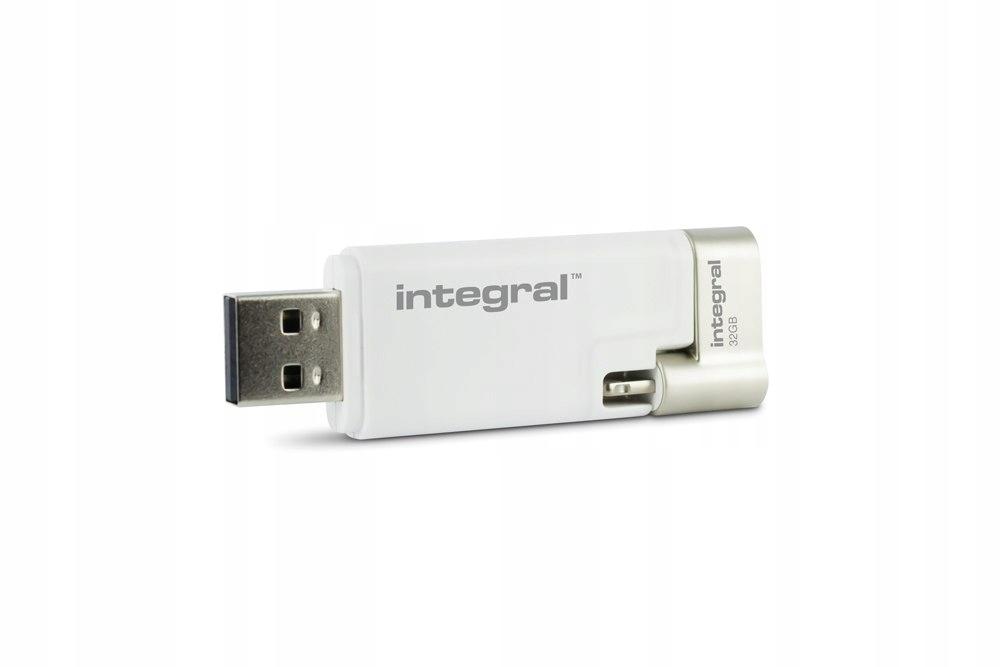 Integral iShuttle - pamięć przenośna 32 GB ze złąc