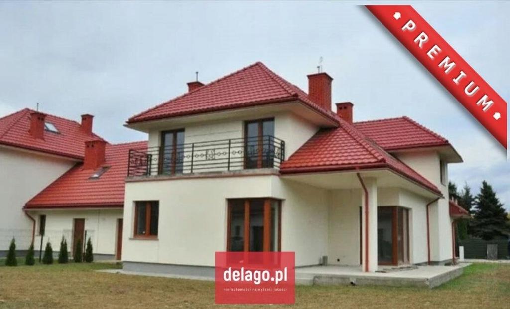 Dom, Warszawa, Wilanów, 286 m²