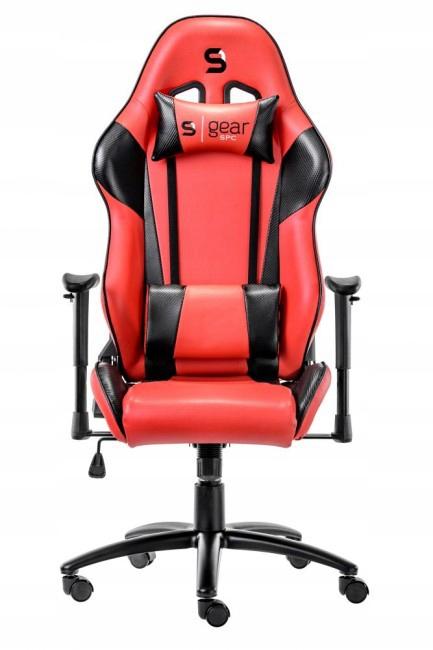 Fotel SPC Gear SR300 RD
