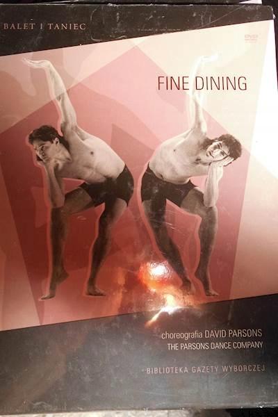 Fine Dining - DVD
