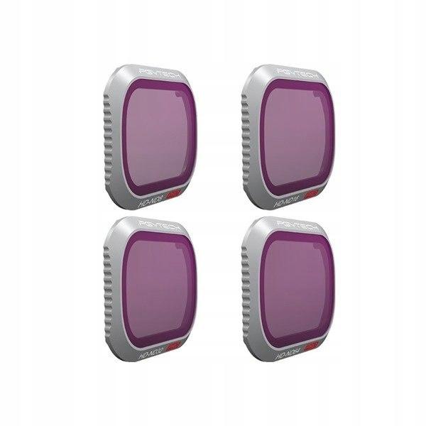 Zestaw filtrów PGYTECH HD-ND8 / HD-ND16 / HD-ND32