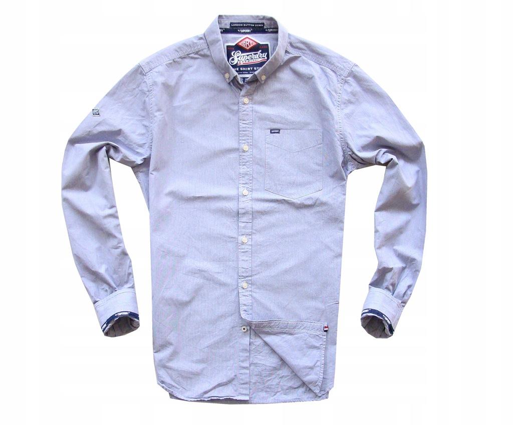 Superdry świetna markowa NOWA koszula r S / M