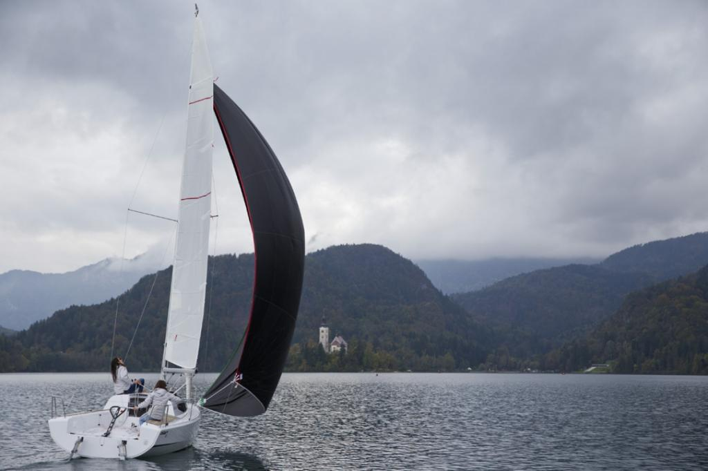 ELAN E1 - 2015 jacht żaglowy - DEMO Gdynia