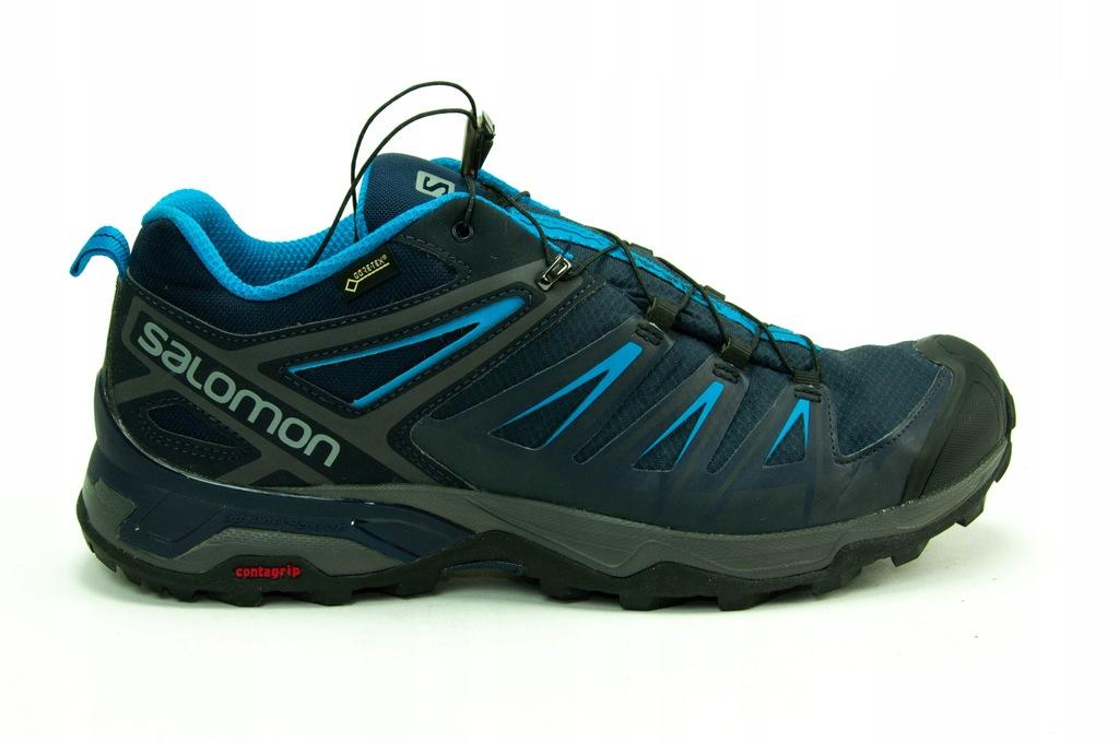 Buty Salomon X ULTRA 3 GTX hikingowe r.45 13 Używ