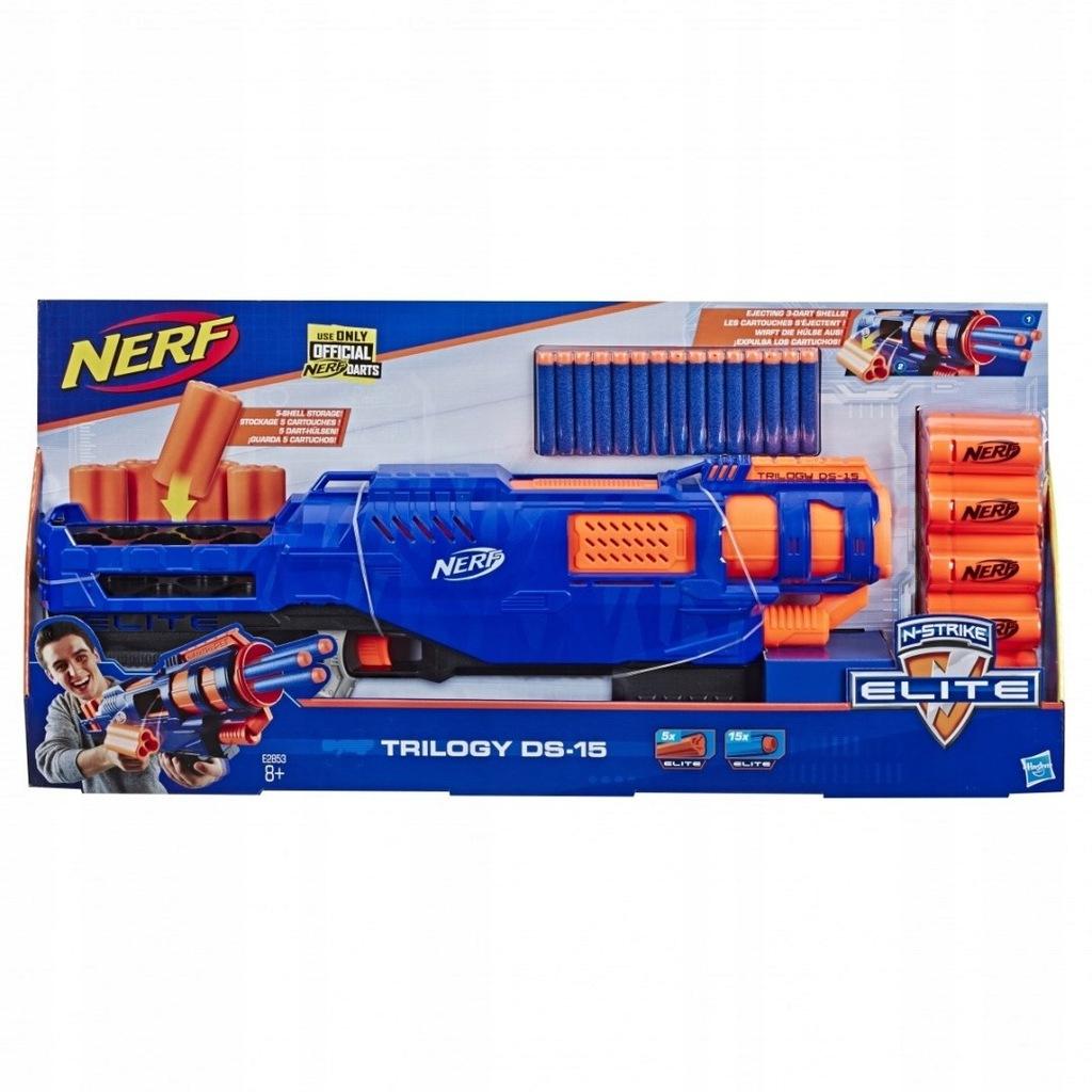 NERF N Strike Elite Trilogy DS 15 E2853