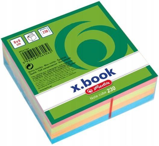 Notes kostka 8/8/3 230K x.book