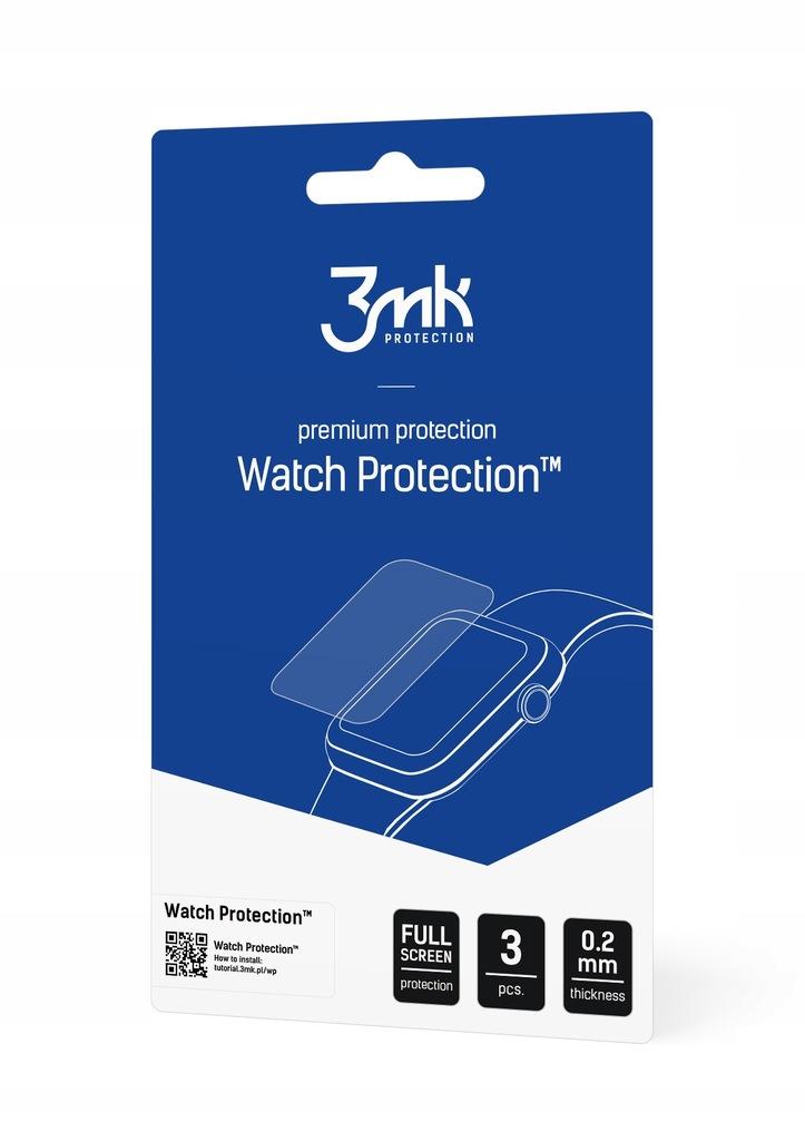 Folia 3mk Watch Protection Garmin Fenix 6x - 3szt.