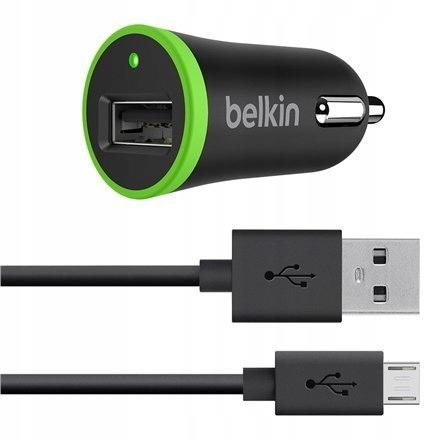 Belkin Universal Car Ładowarka with Micro USB Char