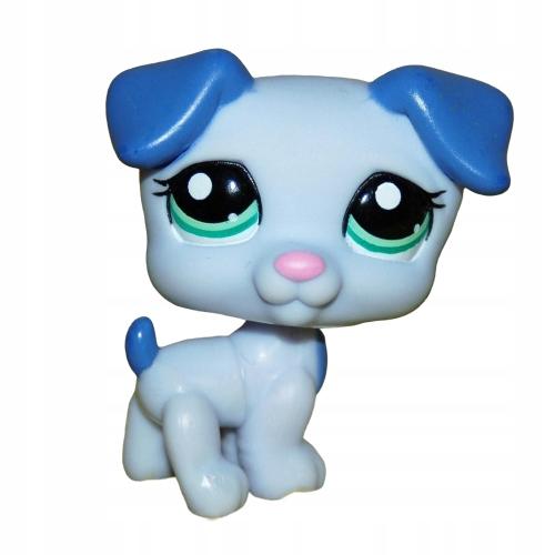 piesek JACK RUSSEL terier #2301 Littlest Pet Shop