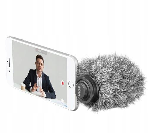 BOYA BY-DM200 - mikrofon Lightning (iOS)