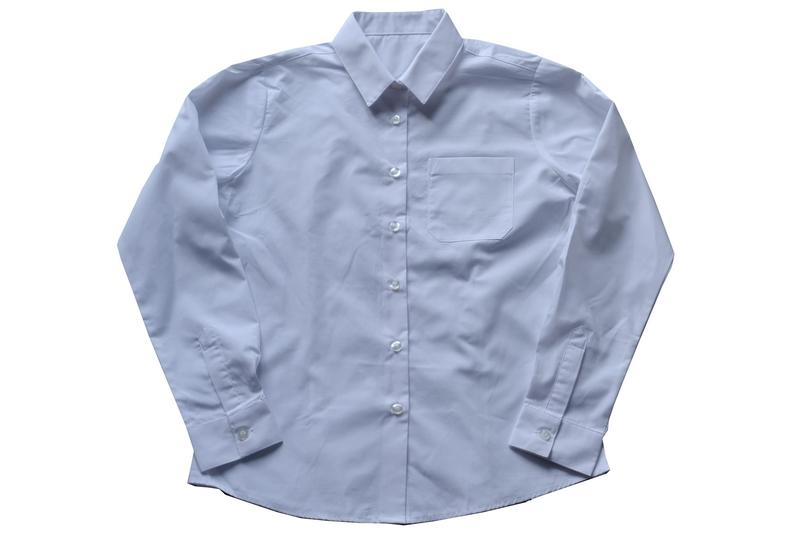 *dzdr* GEORGE koszula galowa szkolna 146-152 11-12